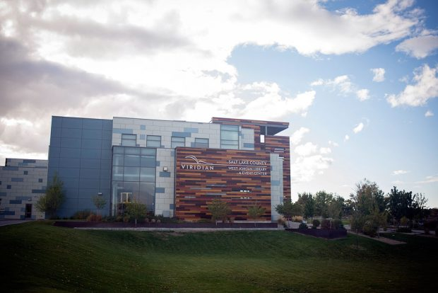 West Jordan Library and Viridian Event Center