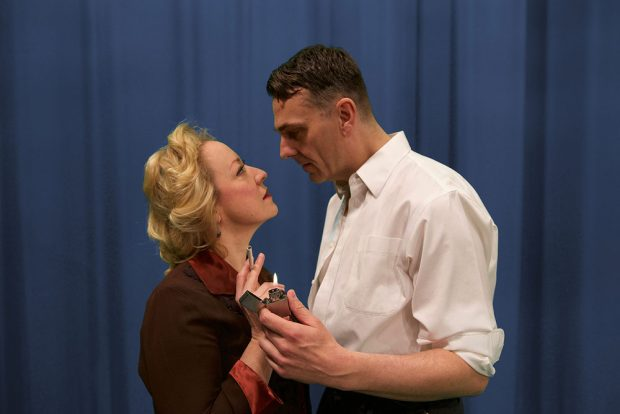 """Blanche and Stanley from """"A Streetcar Named Desire"""""""