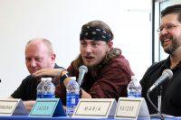 Right to left: Jason, Johnathan, Gary