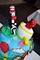 Dr. Seuss by Diana Maudsley