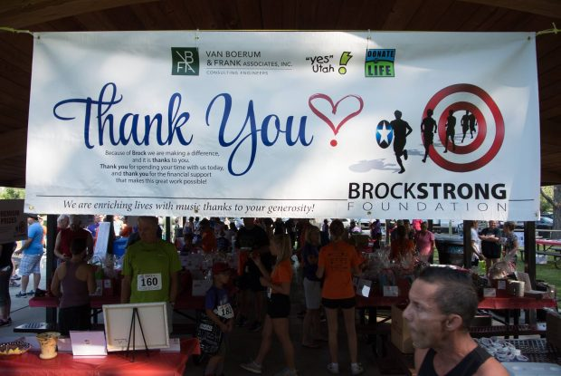 Brockstrong Foundation fun run