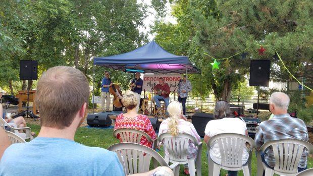 Brockstrong Music Festival