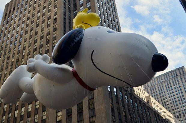 Snoopy balloon