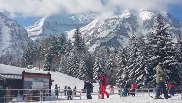 Sundance ski lodge