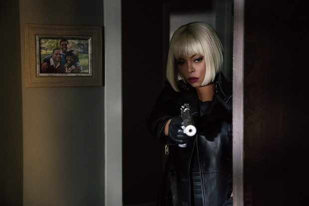 "Taraji P. Henson in ""Proud Mary"""