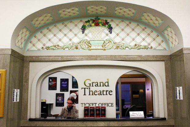 Grand Theatre ticket office