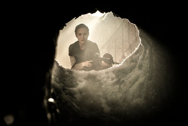 """Natalie Portman in """"Annihilation"""""""