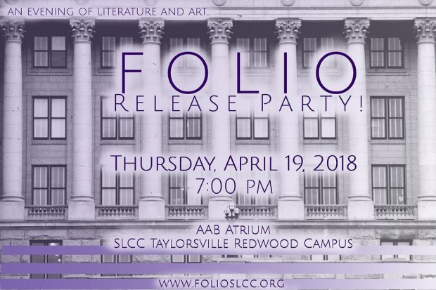Spring 2018 release party graphic