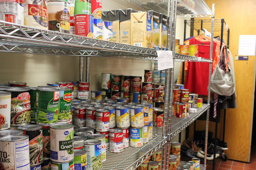 Redwood Campus Food Pantry