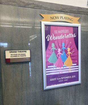 Marvelous Wonderettes poster