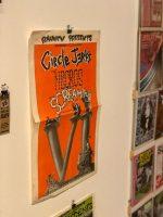 Circle Jerks concert poster
