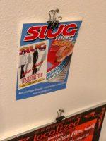 SLUG advertisement