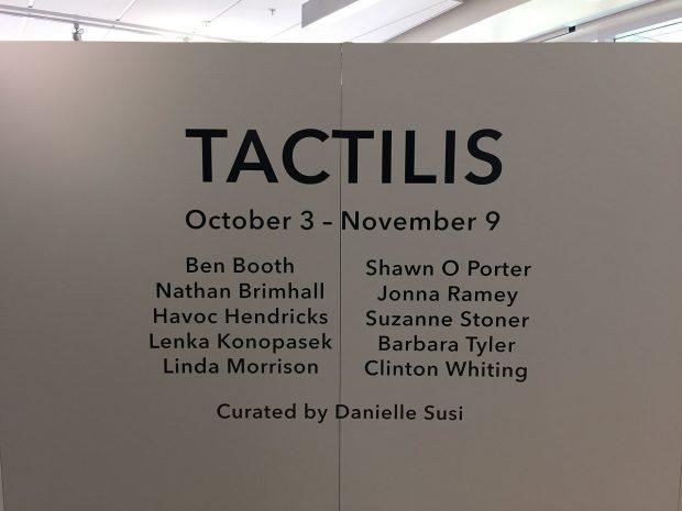 """TACTILIS"" board"