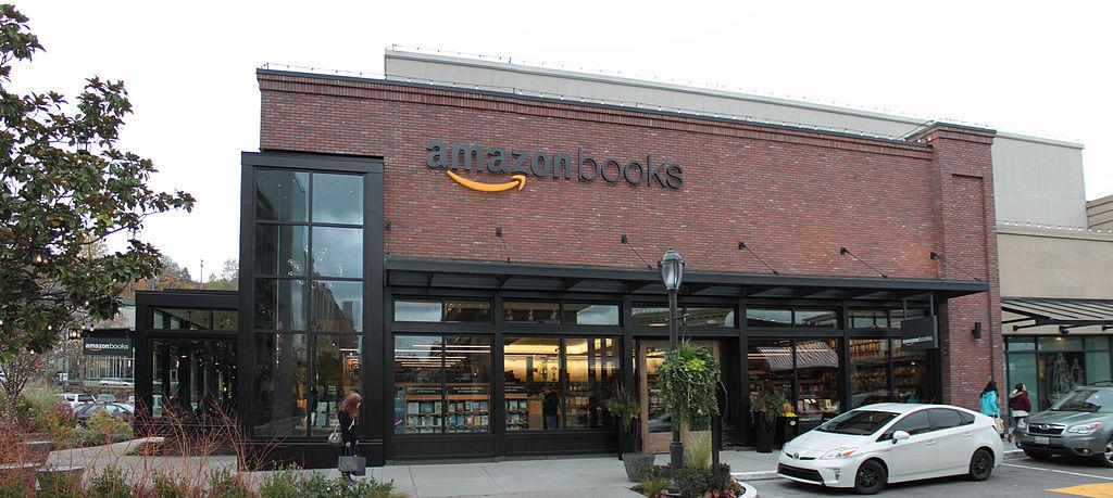 Amazon Books at U Village