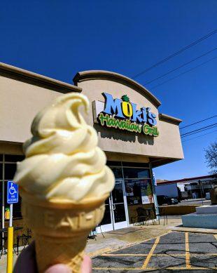 Moki's Dole Cone