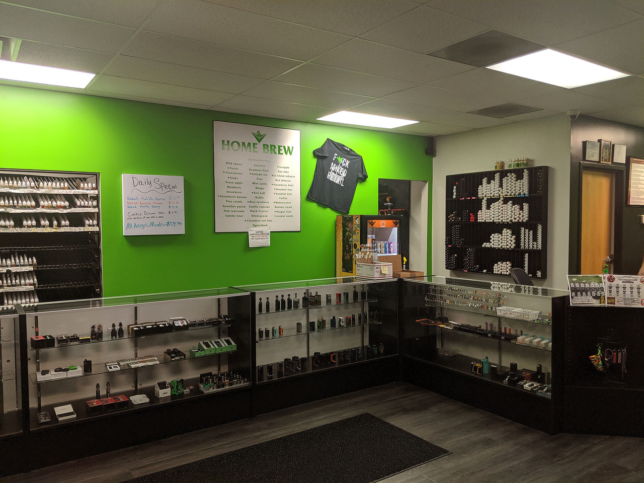Salt Lake Vapors West Valley location