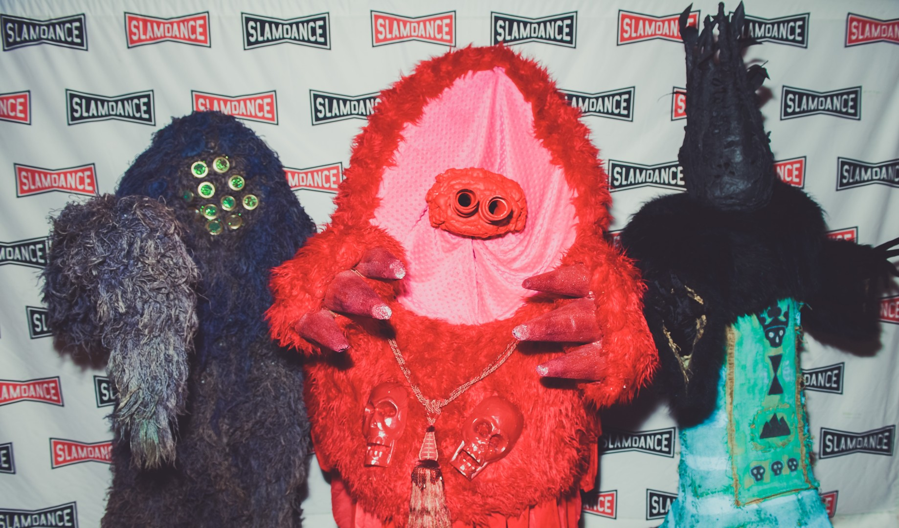 Slamdance red carpet activities