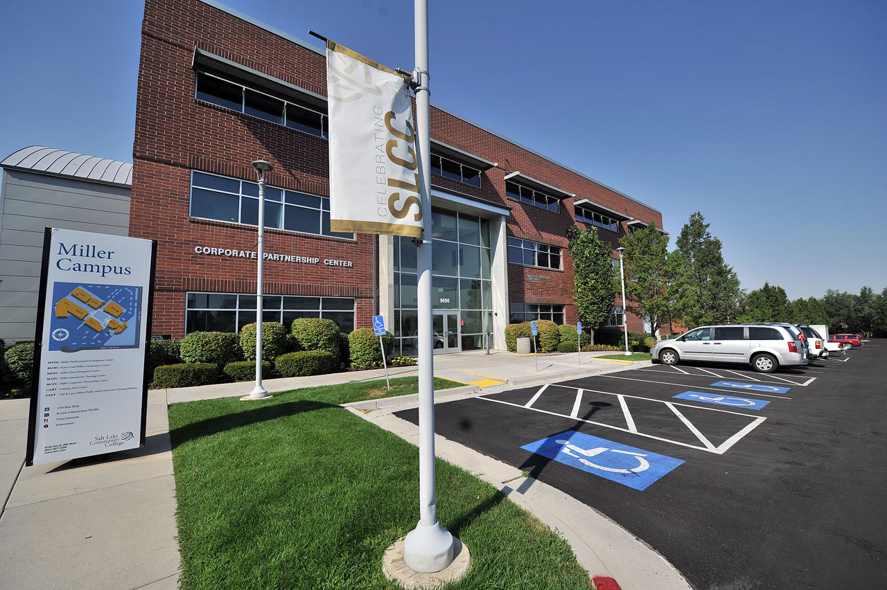 Corporate Partnership Center at Miller Campus