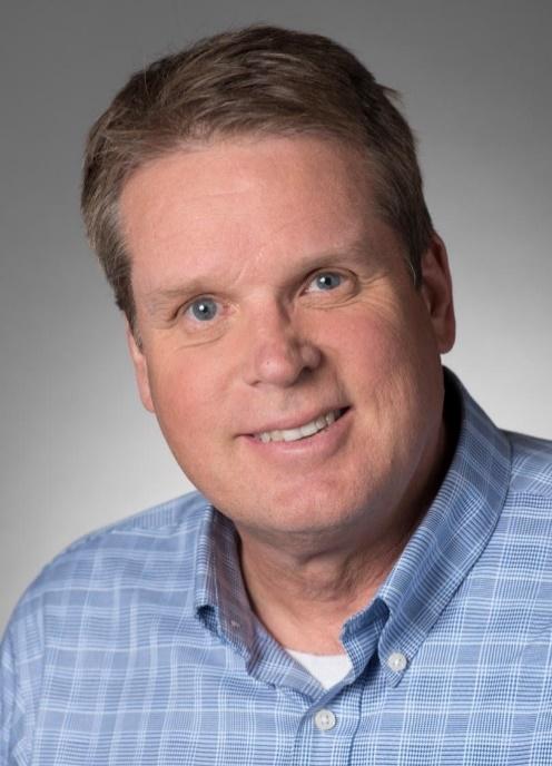 Headshot of John Clawson