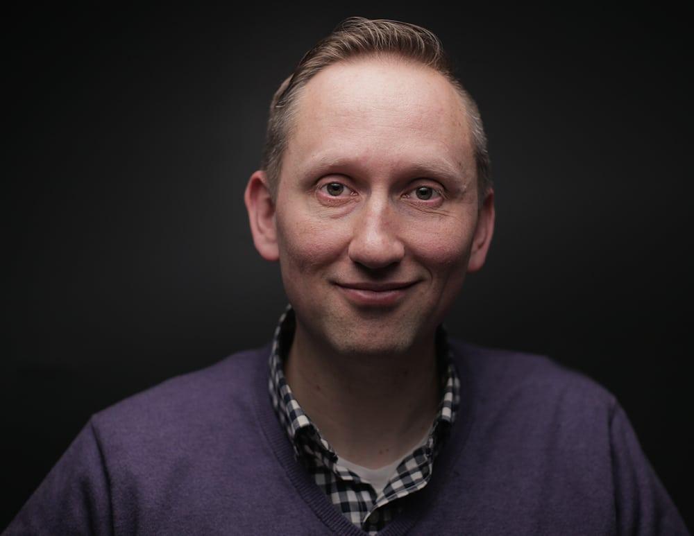 Headshot of Jacob Hoehne