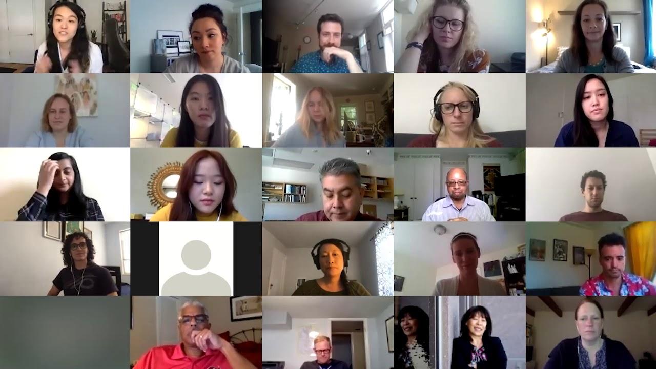 Next Generation Radio virtual meeting
