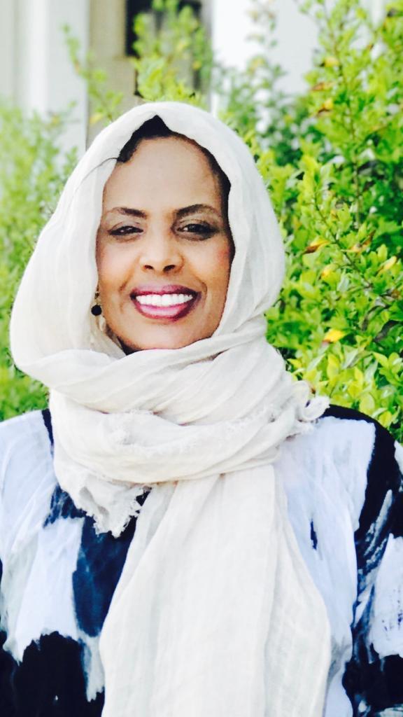 Headshot of Deeqa Hamid