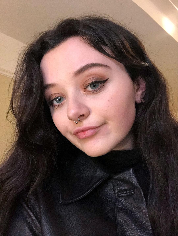Portrait of Brenna Coleman
