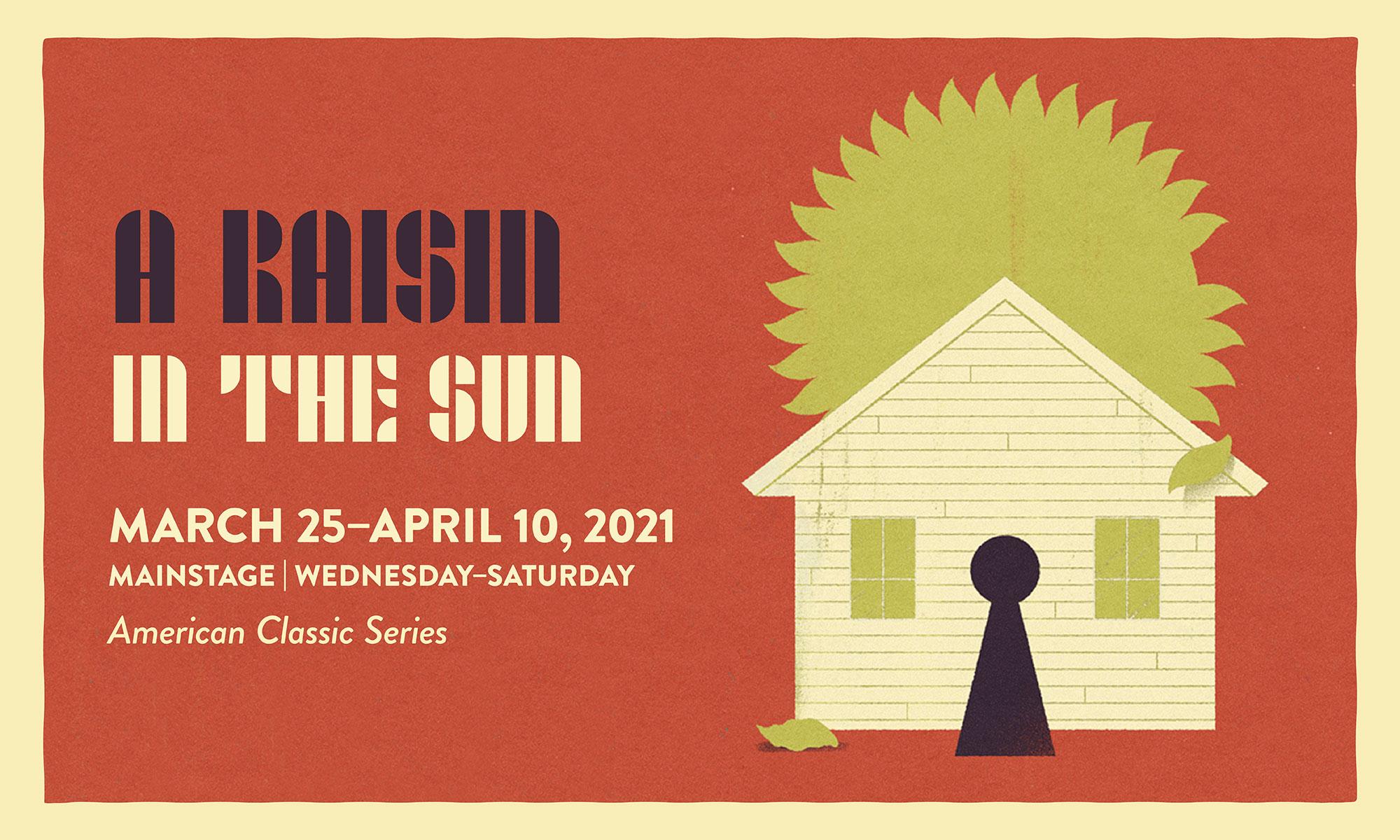 "Web banner for ""A Raisin in the Sun"" at The Grand Theatre"