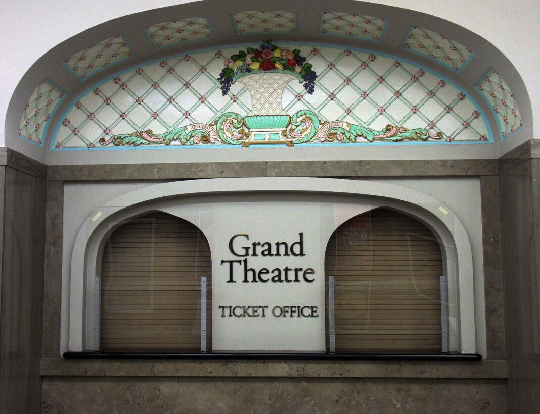 Grand Theatre ticket office