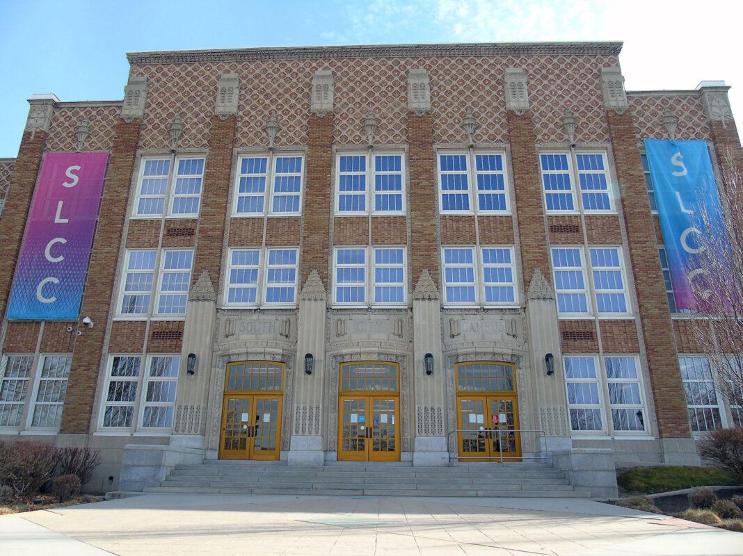 South City Campus west entrance
