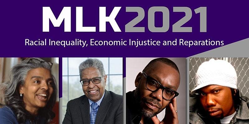 MLK 2021 virtual panel graphic