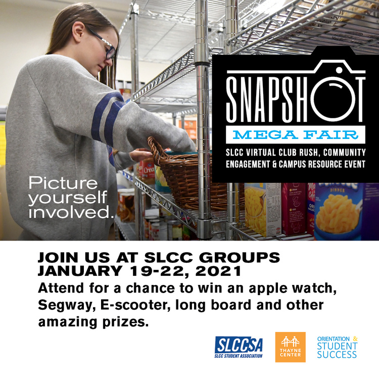 Snapshot Mega Fair: Picture yourself involved