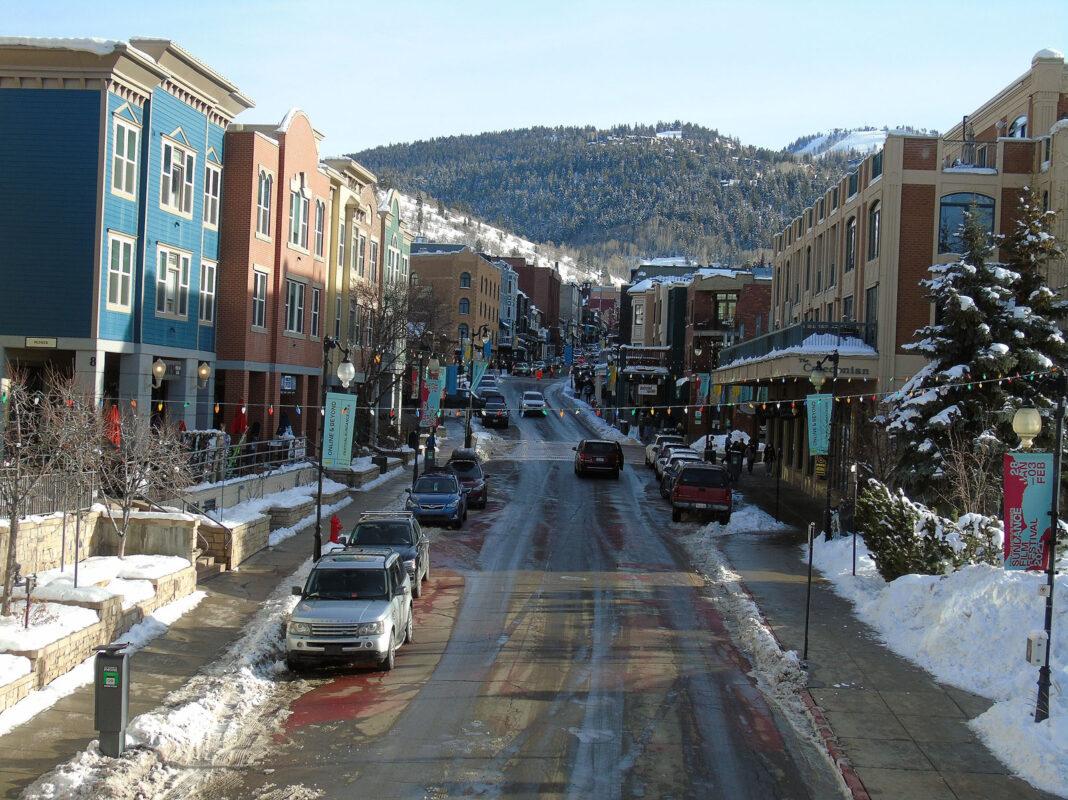 Main Street in Park City