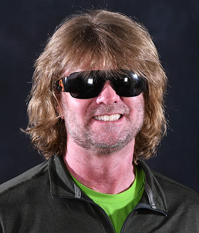 Portrait of Brett Campbell