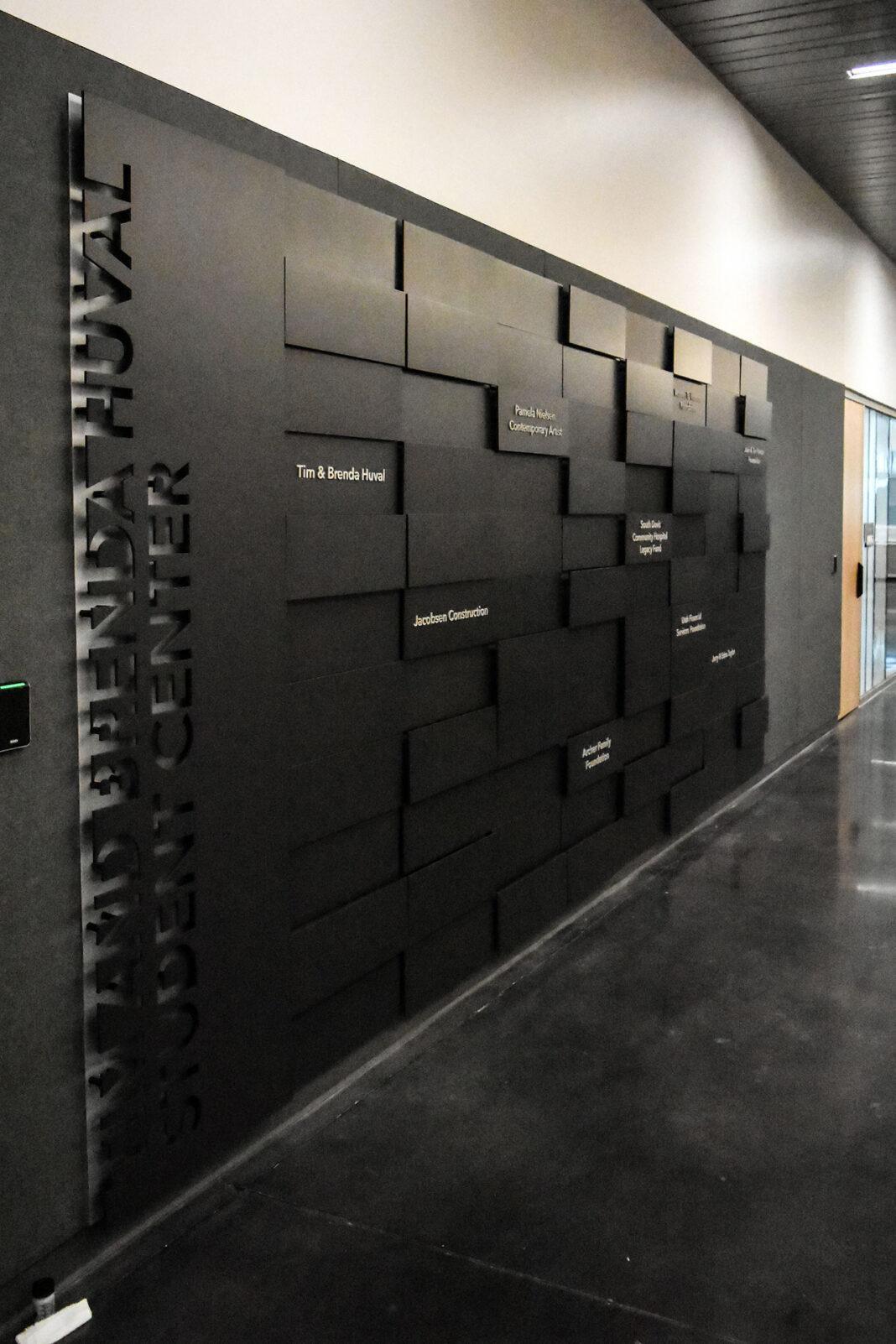 Donator Wall