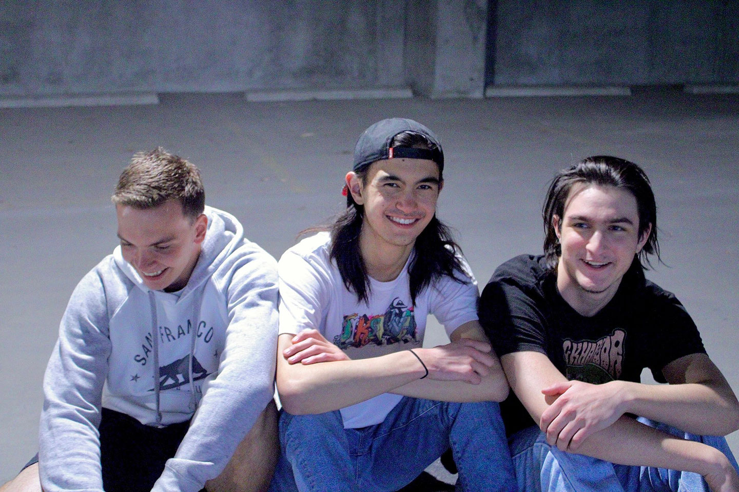 Surrender Rome band pic