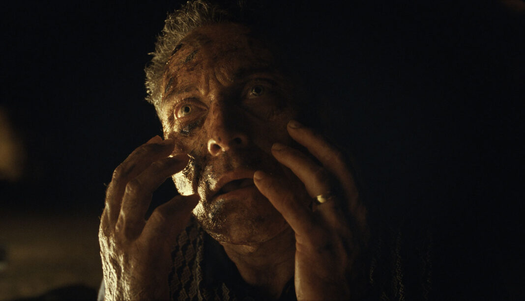 Rufus Sewell in Old (2021)
