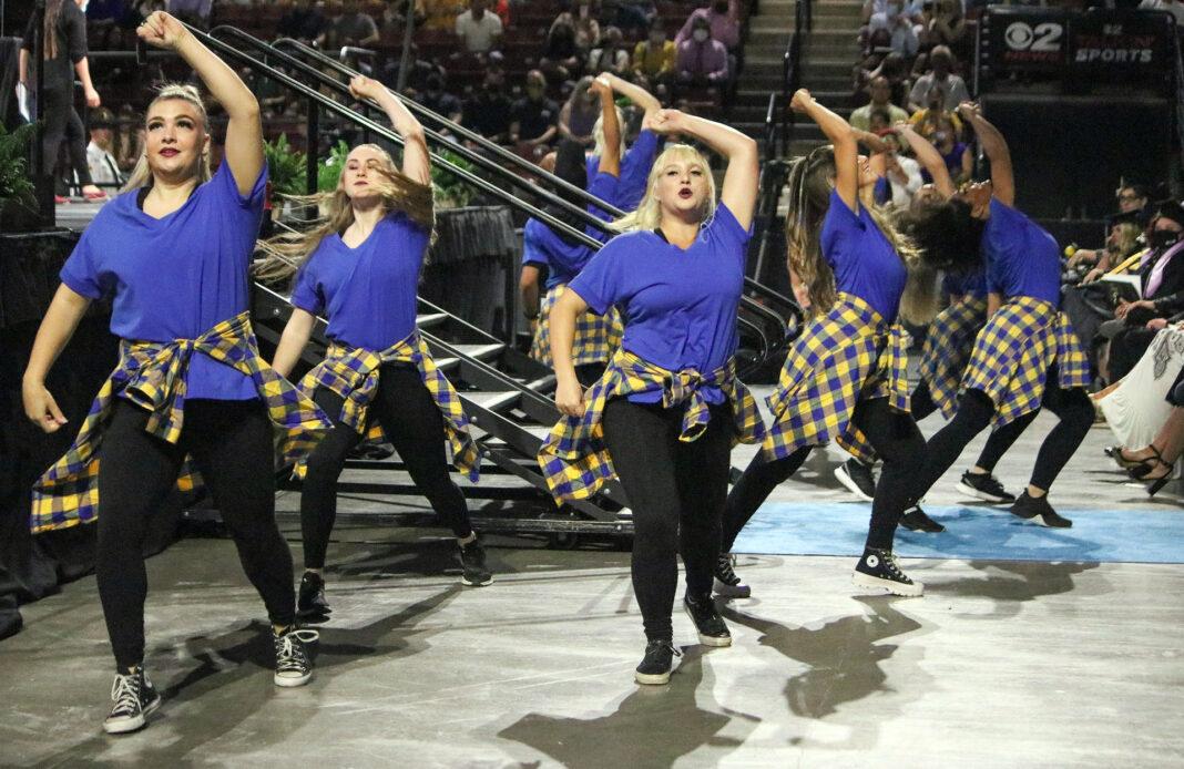 SLCC dance company performs