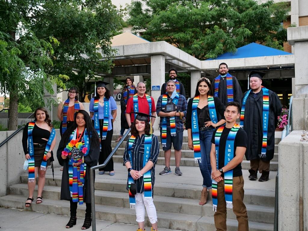 LUChA SLCC 2020 graduates