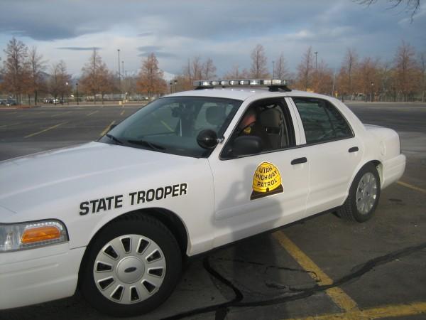 James Peterson Highway Patrol