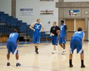 SLCC Mens Basketball Coach Todd Phillips