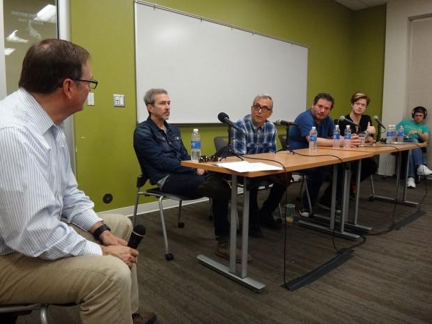 Songwriter's Summit panel featuring Art Alexakis