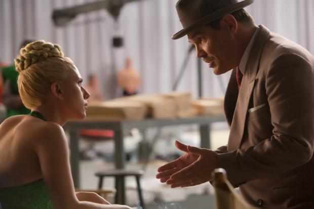 Scarlett Johansson and Josh Brolin
