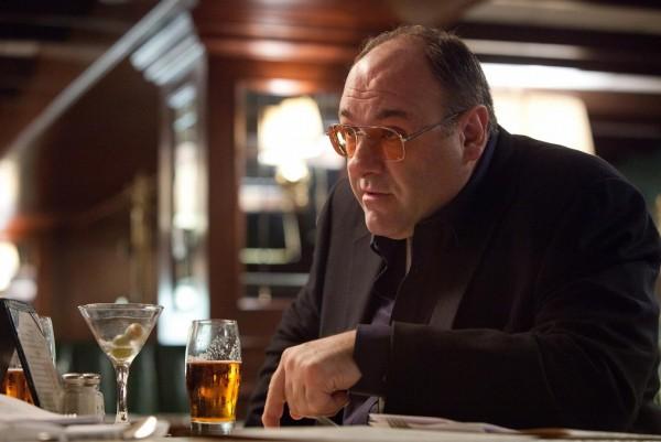 """James Gandolfini in a scene from """"Killing Them Softly"""""""