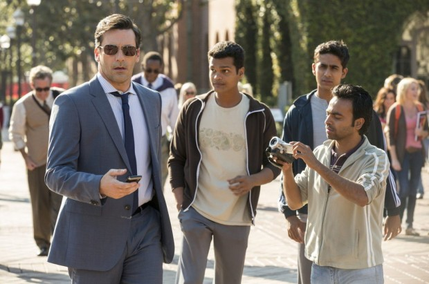 """Million Dollar Arm"" movie still"