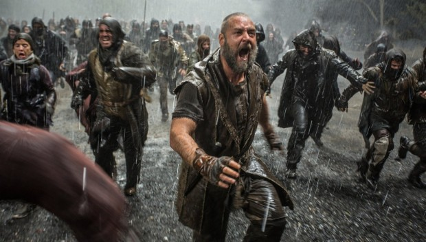 Scene from 'Noah' starring Russell Crowe