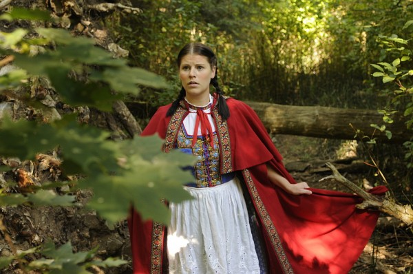 Little Red Riding Hood (Angela Avila) from 'Into the Woods'
