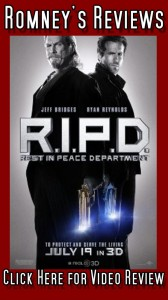 Romney's Reviews: 'R.I.P.D.'