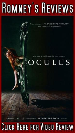 Romney's Reviews: 'Oculus'