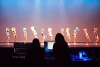 SLCC Dance Company performing fall Dance Concert eMotion